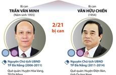 [Infographics] Đề nghị truy tố hai nguyên Chủ tịch UBND TP Đà Nẵng