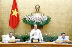 Thủ tướng: Cần có cơ chế, chính sách thuận lợi, phục vụ phát triển