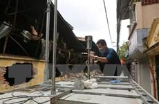 Vụ cháy Rạng Đông: Nồng độ thủy ngân không vượt chuẩn của Bộ Y tế