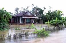 Từ ngày 6/9, vùng áp thấp suy yếu, mưa lớn ở miền Trung giảm nhanh