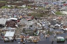 LHQ lập cầu hàng không viện trợ cho Bahamas sau siêu bão Dorian