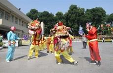 Ký ức Trung thu xưa giữa Hoàng thành Thăng Long