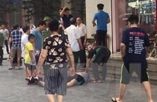 Hà Nội: Gói bưu phẩm bất ngờ phát nổ, ít nhất hai người bị thương