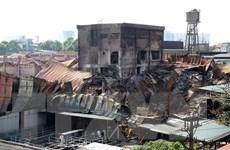 Vụ cháy Rạng Đông: Đảm bảo chất lượng nước cung cấp đạt tiêu chuẩn