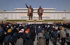 Triều Tiên tưng bừng kỷ niệm 71 năm ngày Quốc khánh