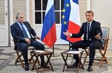 Tổng thống Nga và Pháp kêu gọi duy trì thỏa thuận hạt nhân Iran