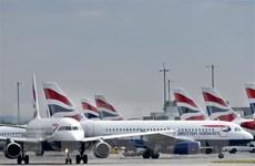 Anh: British Airways hủy hầu hết các chuyến bay vì đình công