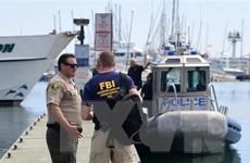 FBI khám xét nhiều địa điểm liên quan tới vụ cháy tàu lặn