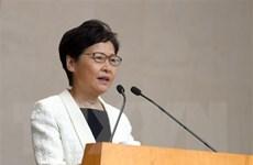 Trung Quốc: Hong Kong phản đối sự can thiệp của nước ngoài
