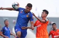 Câu lạc bộ SHB Đà Nẵng giành chiến thắng trên sân Quảng Nam