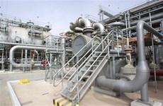 Cơ sở của tập đoàn dầu khí Aramco bị máy bay không người lái tấn công