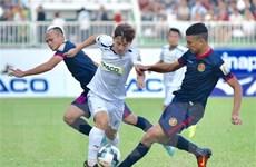 Đánh bại Hoàng Anh Gia Lai, Sài Gòn FC vươn lên nhóm dẫn đầu