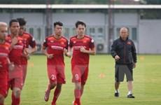 Việt Nam hướng tới mục tiêu tham dự Vòng chung kết Asian Cup 2023