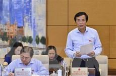 Họp Ủy ban Thường vụ Quốc hội: Khó tăng đại biểu Quốc hội chuyên trách