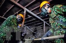 Vụ cháy Rạng Đông: Khám sức khỏe cho người dân và tẩy độc môi trường