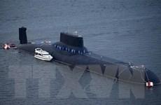 Trang mạng quốc phòng Mỹ đánh giá cao ngư lôi chống ngầm của Nga