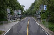 Con đường Hòa bình DMZ thu hút hơn 10.000 lượt khách thăm quan