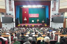 'Con đường Hạnh Phúc' - Niềm tự hào của nhân dân các dân tộc Hà Giang
