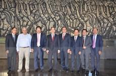 Đảng Cộng sản Việt Nam và Đảng Cộng sản Hy Lạp tăng cường hợp tác