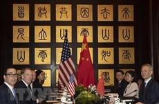 Trung Quốc và Mỹ tham vấn trước vòng đàm phán thương mại mới