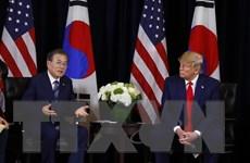 Mỹ-Hàn khẳng định quan hệ đồng minh vẫn là cốt lõi hòa bình khu vực