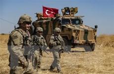 Thổ Nhĩ Kỳ, Mỹ tiếp tục tuần tra trên bộ trong vùng an toàn tại Syria