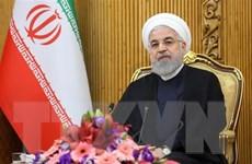 Tổng thống Iran kêu gọi Mỹ khôi phục lòng tin nếu muốn gặp song phương