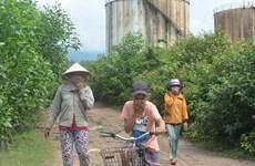 Quảng Nam: Xảy ra sự cố tràn dầu fusel tại Nhà máy cồn Ethanol Đại Tân