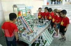 Tưng bừng ngày hội sữa học đường cùng trẻ mầm non Đà Nẵng