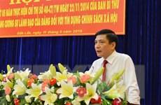 Tỉnh ủy Đắk Lắk điều động, bổ nhiệm nhiều cán bộ chủ chốt