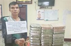 Thanh Hóa: Liên tiếp bắt quả tang các đối tượng vận chuyển ma túy