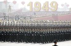 Trung Quốc kỷ niệm trọng thể Lễ kỷ niệm 70 năm thành lập nước