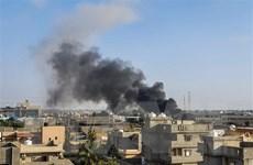 Mỹ không kích diệt bảy phần tử IS ở miền Nam Libya