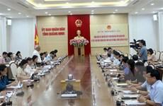 Giám sát việc thực hiện phòng, chống xâm hại trẻ em tại Quảng Ninh