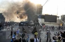 Các lực lượng Iraq xả súng vào người biểu tình ở Baghdad
