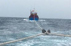 Cứu hộ, cứu nạn kịp thời các tàu cá và ngư dân gặp sự cố trên biển