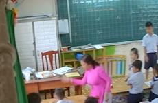 TP.HCM: Đề nghị xử lý nghiêm cô giáo bạo hành học sinh