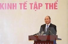Thủ tướng: Phát triển kinh tế tập thể phải từ nhu cầu của người dân