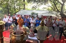 Tiến hành khai quật khảo cổ chùa Ngũ Đài tại Hải Dương