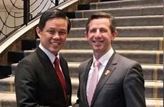 Singapore và Australia khởi động đàm phán hiệp định kinh tế số