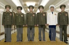 Giới chức quân đội Trung-Triều khẳng định hợp tác song phương