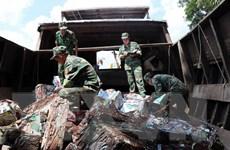 TPHCM: Bộ đội biên phòng với trận tuyến chống buôn lậu