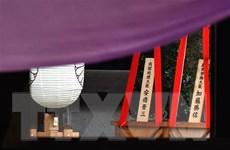 Hàn Quốc bày tỏ thái độ việc Thủ tướng Nhật gửi đồ lễ đến đền Yasukuni