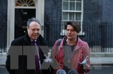 Đồng minh vùng Bắc Ireland 'làm khó' Thủ tướng Anh Boris Johnson