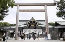 Thêm một bộ trưởng và gần 100 nghị sỹ Nhật Bản viếng đền Yasukuni