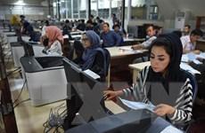 Afghanistan hoãn công bố kết quả sơ bộ của cuộc bầu cử tổng thống