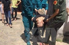 Bình Dương: Một cụ ông bị thanh niên ngáo đá ra tay sát hại