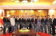 Hà Nội luôn coi trọng quan hệ hợp tác với các địa phương của Nhật Bản
