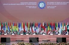 Hội nghị Phong trào Không liên kết thông qua các văn kiện quan trọng