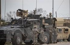 Mỹ đưa quân tăng viện vào chiến trường miền Đông Syria